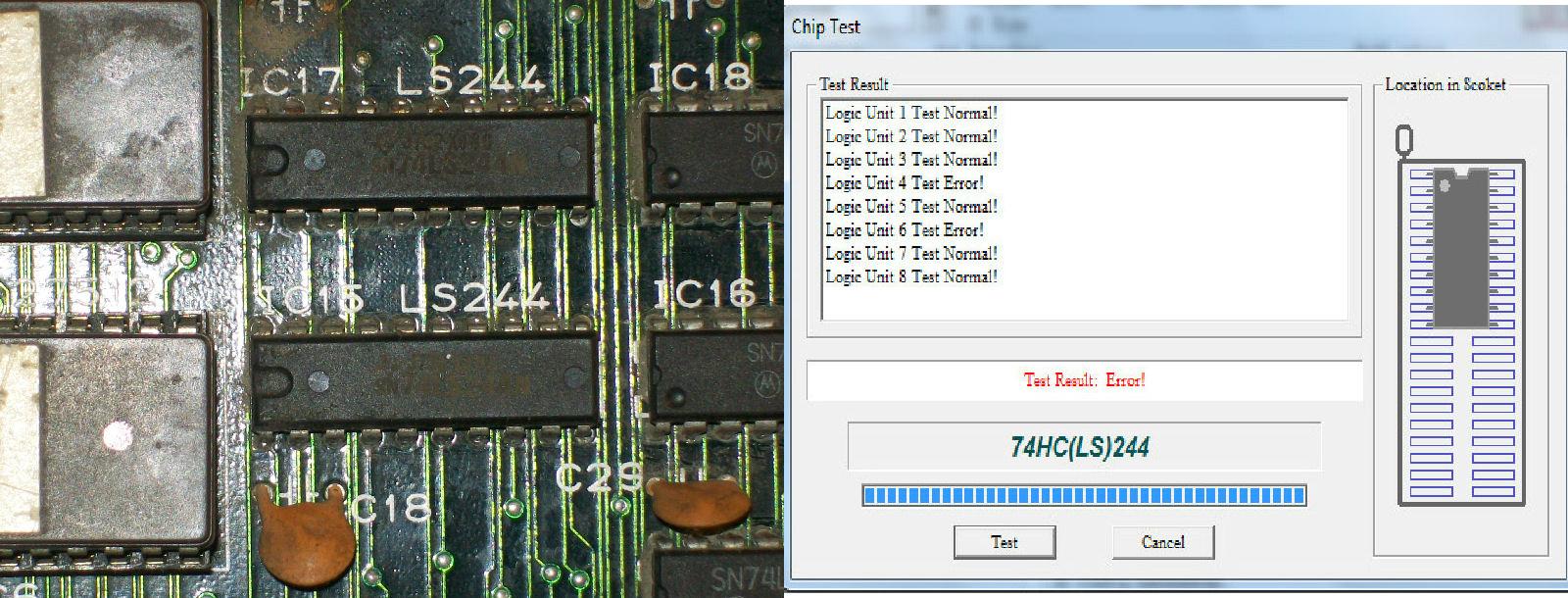 74LS244_testing_