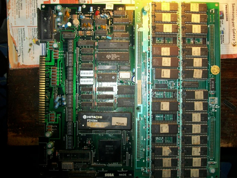 Altered_Beast_PCB