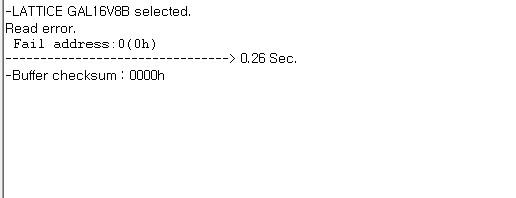 GAL16V8B.U28_error
