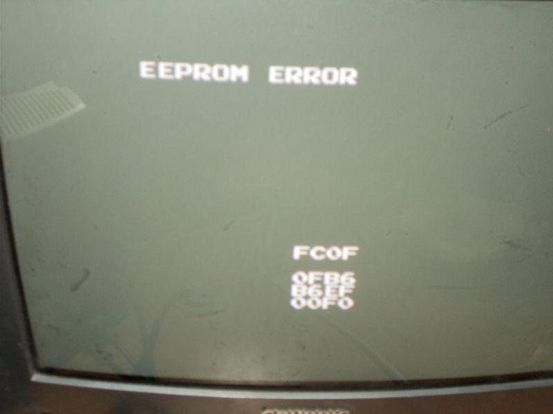 EEPROM_ERROR