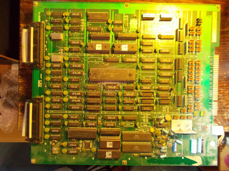 Shadow Warriors_PCB