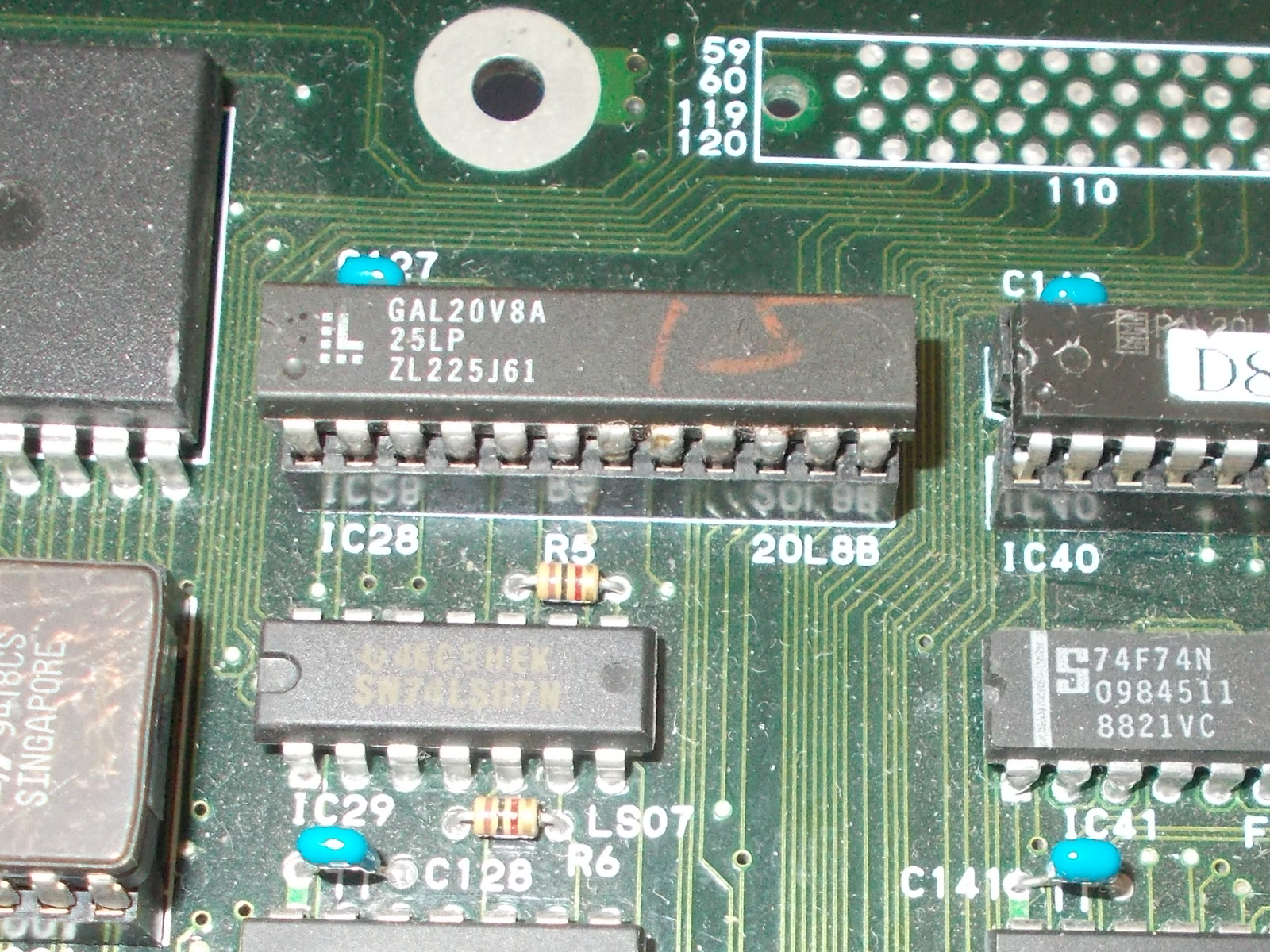 PCB Repair Logs – JAMMArcade net
